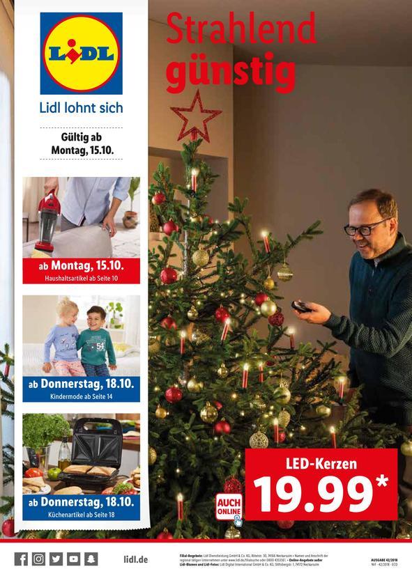 Lidl Magazin Alle Angebote Aus Den Neuen Lidl Magazinen