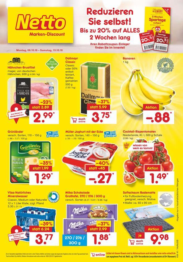Netto Marken Discount Prospekt Alle Angebote Aus Den Neuen Netto